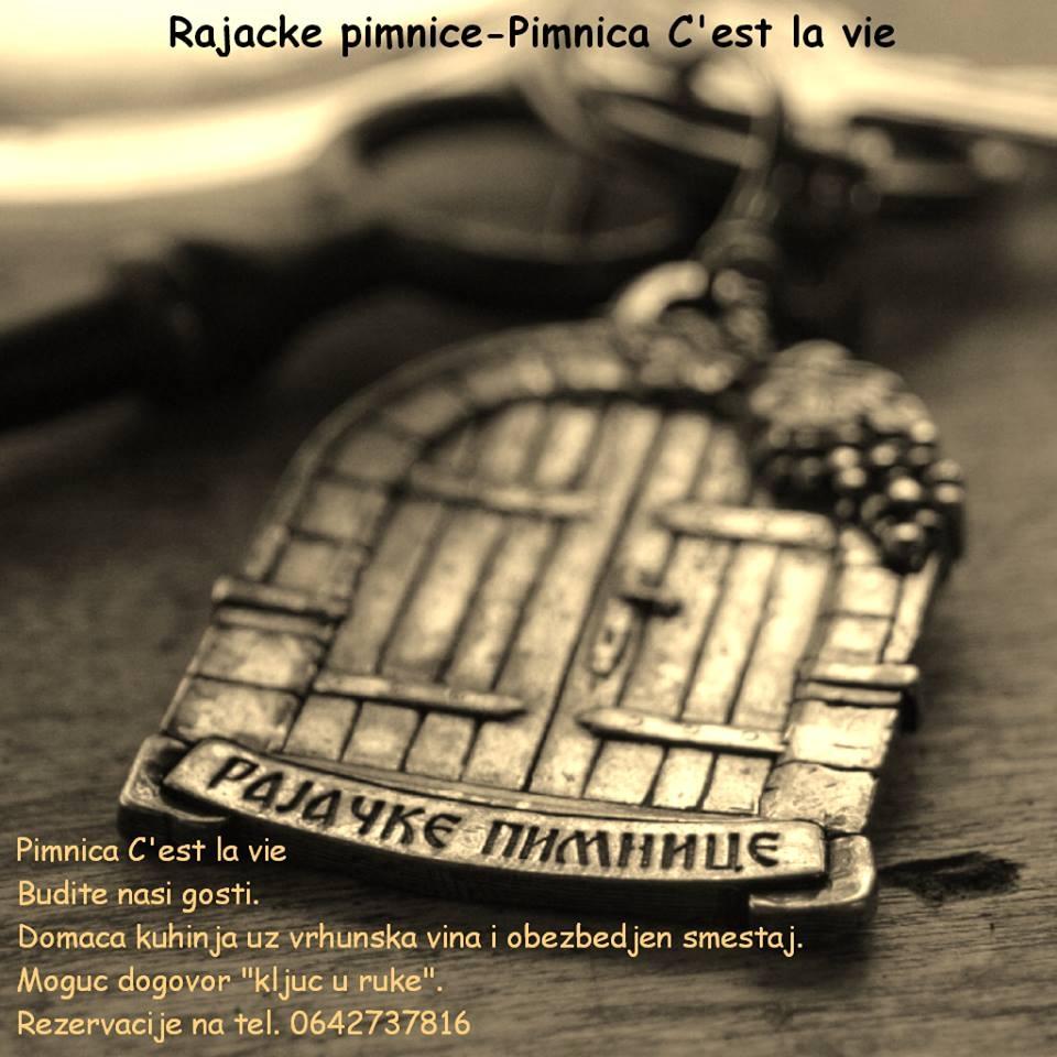 Pimnica C'est la Vie